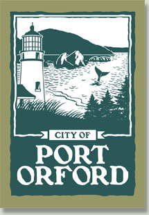 City of Port Orford logo
