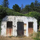 Photo Port Orford old jail...
