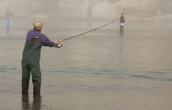 Fishing in and around Port Orford